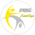 AdultGym yellow logo